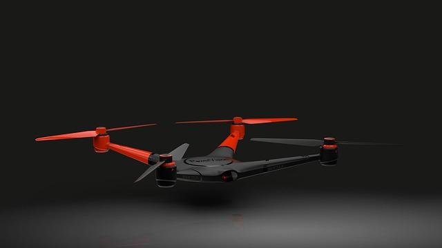 Drony do samodzielnego składania