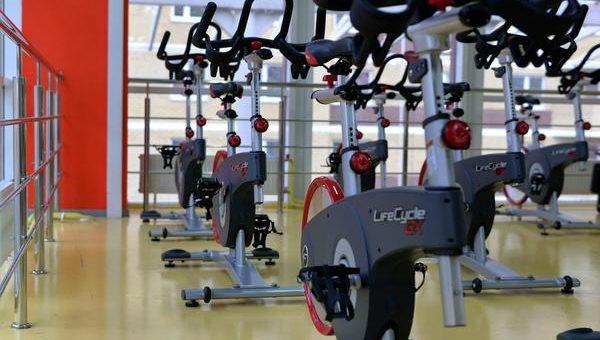 Elementy wyposażenia siłowni