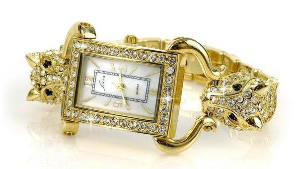 Zegarek jako ozdoba