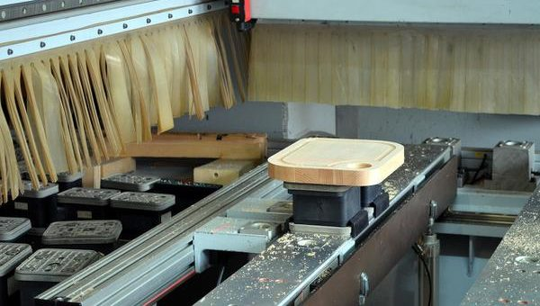 Sterowane numerycznie frezarki do drewna